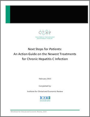Next Steps for Patients: An Action Guide on the Newest Treatments for Chronic Hepatitis C Infection