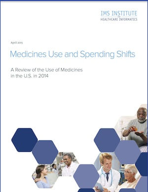 Medicines Use and Spending Shifts: A Review of the Use of Medicines in the U.S. in 2014