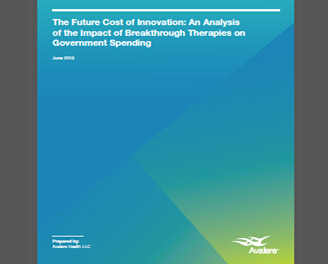 The Future Cost of Innovation: An Analysis of the Impact of Breakthrough Therapies on Government Spending