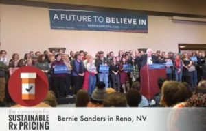 Bernie in Reno (Act-on)